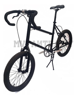 Bicicleta Mini Velo Fad Rodado 20 Dropbar Rules Doble Pared