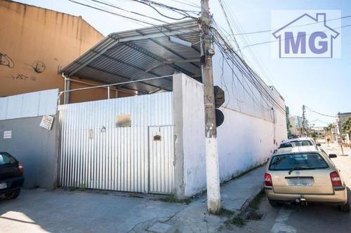 Imagem 1 de 14 de Galpão Para Alugar, 350 M² Por R$ 7.700,00/mês - Sol E Mar - Macaé/rj - Ga0142