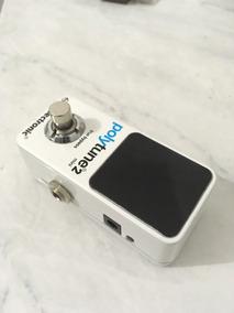 Pedal Tc Electronic Polytune 2 Mini