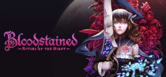 Bloodstained Ritual Of The Night Pc Steam Entrega Imediata