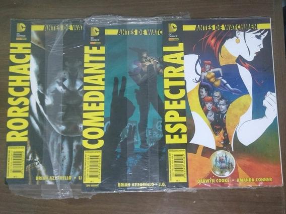 Antes De Watchmen Rorschach+comediante+espectral