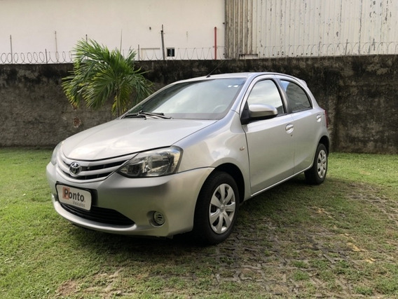 Etios 1.5 Xs 16v Flex 4p Manual 75000km
