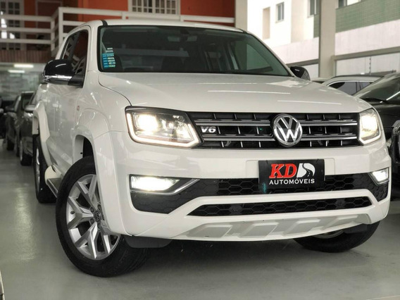 Volkswagen Amarok 3.0 V6 Highline 4x4