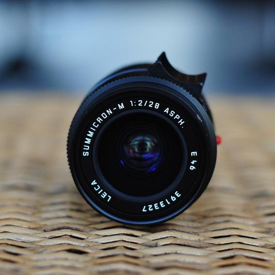 Leica Summicron 28mm Asph
