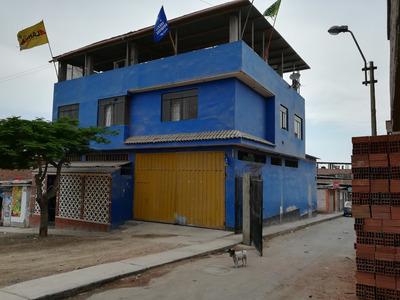 Venta De Casa En Villa El Salvador - Urb Pachacamac