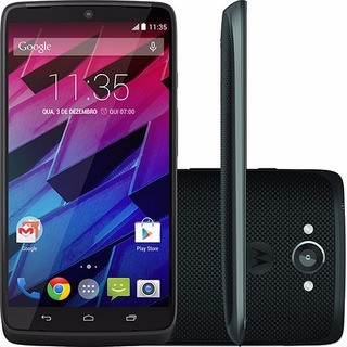 Motorola Moto Maxx 64gb 4g Wifi Tela 5.2 21mp Android 4.4