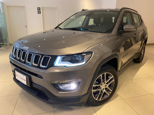 Jeep Compass Sport At6 Financiada Al 100%
