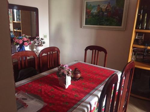 Apartamento Para Venda, 3 Dormitórios, Vila Albertina - São Paulo - 386