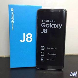 Celular Samsung Galaxy J8 32gb Color Negro