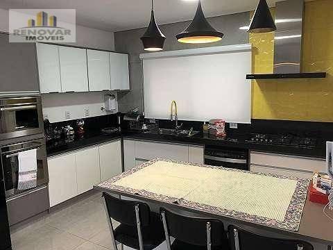 Imagem 1 de 14 de Casa Com 4 Dormitórios À Venda, 285 M² Por R$ 1.890.000,00 - Botujuru - Mogi Das Cruzes/sp - Ca0403