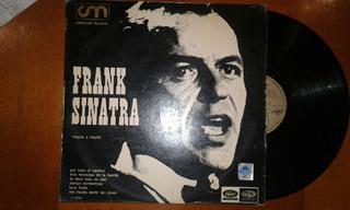 Disco Vinilo Frank Sinatra Mejilla A Mejilla