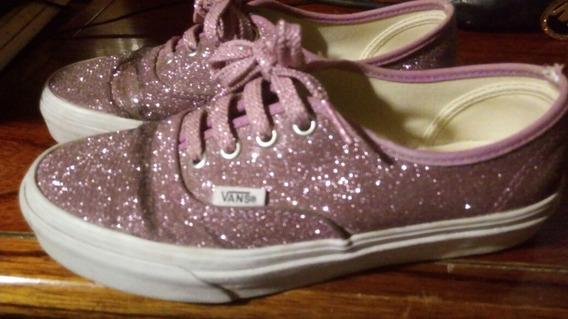 Zapatillas Vans Glitter