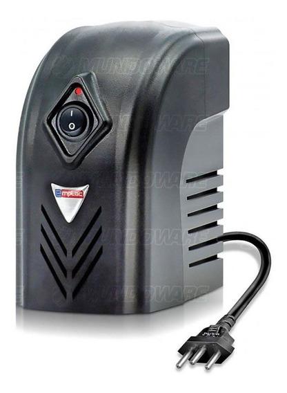 Protetor Eletrônico 500va 300w 4 Tomadas Cabo De 1 Metro Cer