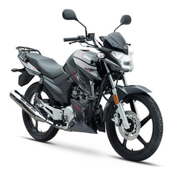 Yamaha Ybr 125 Zr 2019 Negra