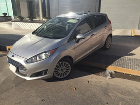 Dueño Vende Excelente Ford Fiesta Kd 1.6 120cv Mt Titanium