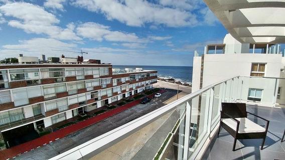 Venta De Apartamento 2 Dormitorios En Península.-