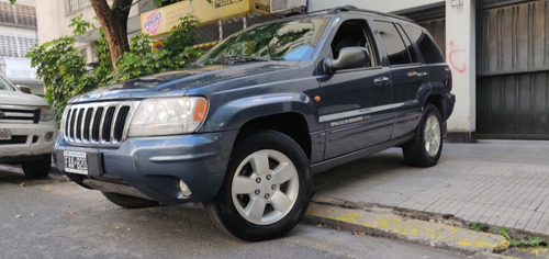 Jeep Grand Cherokee Limited Scv 2004 V8