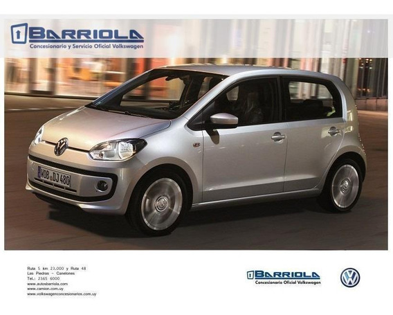 Volkswagen Up Move Up 2020 0km - Barriola