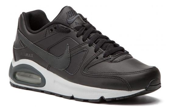 Tenis Nike Air Max Command Leather + Envío Gratis + Msi