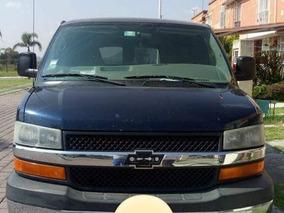 Chevrolet Express 4.3 Passenger Van Paq D 8 Pas V6 Mt