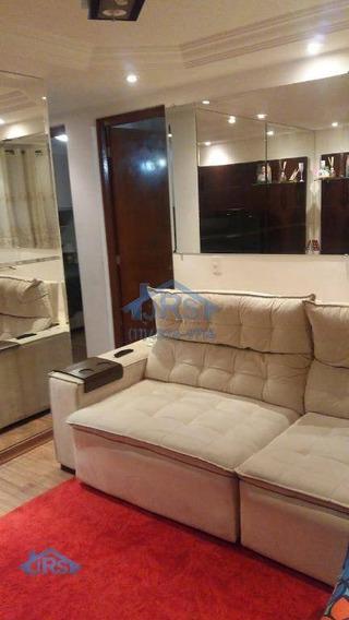 Condomínio Nova Conceição I Apartamento Com 2 Dormitórios À Venda, 49 M² Por R$ 233.000 - Osasco/sp - Ap2298