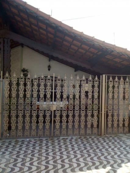 Casa Em Caiçara, Praia Grande/sp De 140m² 2 Quartos À Venda Por R$ 470.000,00 - Ca170129