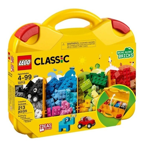 Maletin Lego Classic 10713 - 213 Piezas100% Original
