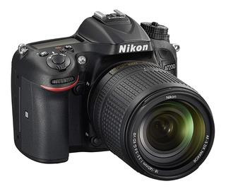 Nikon D7200 Cámara Digital Dual Zoom