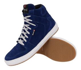 Tênis Sapatênis Bota Treino Sneakers Cano Alto Galway Ref505