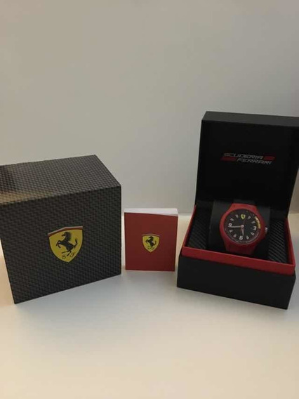 Relógio Ferrari Original Super Oferta
