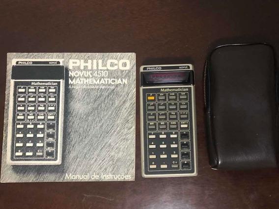 Calculadora Philco Novus 4510