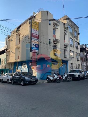 Imagem 1 de 19 de Vendo Prédio No Centro - Itabuna/ba - 5578