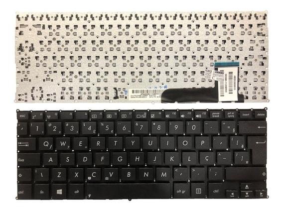Teclado Netbook Asus X201 X201e S200e X202e Q200 Q200e Preto