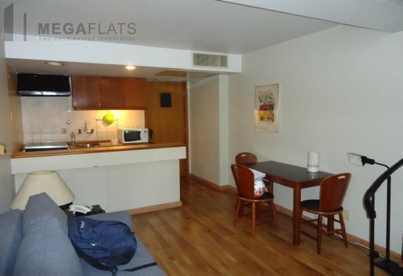 01586 - Flat 1 Dorm. (1 Suíte), Bela Vista - São Paulo/sp - 1586