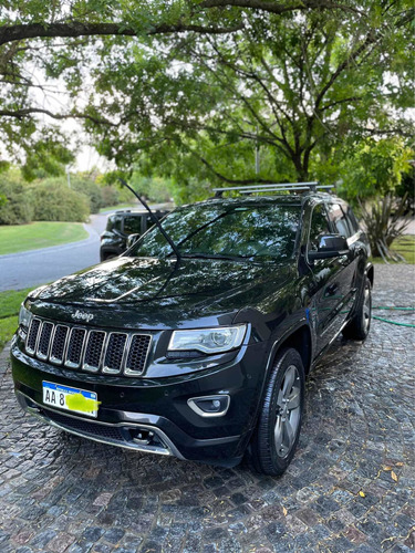 Jeep Grand Cherokee 2016 3.6 Overland 286hp At