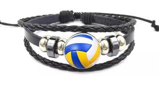 Pulsera Voleibol Ajustable Unisex