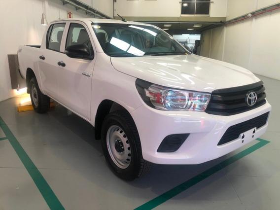 Toyota Hilux 4x4 D/c Dx 2.4 Tdi 6mt Kansai
