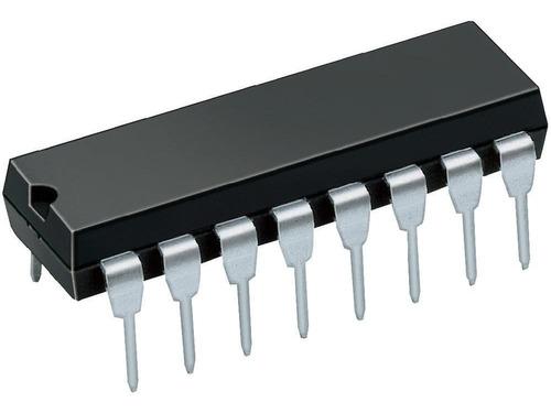 Imagem 1 de 1 de Circuito Integrado Ttl 74ls48  Bcd To 7-segment Decoder