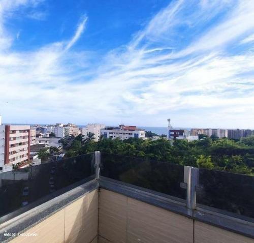 Cobertura Para Venda Em Salvador, Rio Vermelho, 4 Dormitórios, 2 Suítes, 3 Banheiros, 3 Vagas - Vg2596_2-1138607