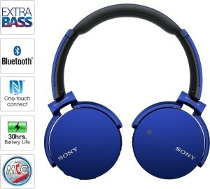Headphones Xb650bt Com Bluetooth® E Extra Bass