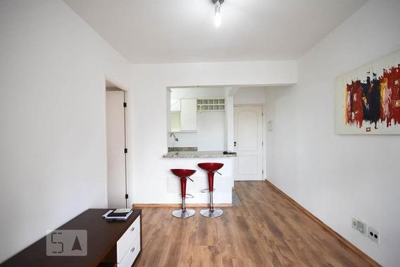 Apartamento Para Aluguel - Portal Do Morumbi, 1 Quarto, 38 - 893022748