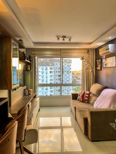 Apartamento Em Jardim Carvalho Com 2 Dormitórios - Ht541