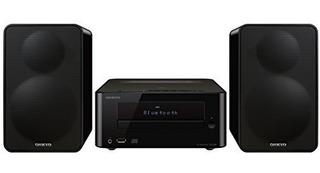 Mini Sistema Hi-fi De Cd Onkyo Cs-265 (b) Con Bluetooth