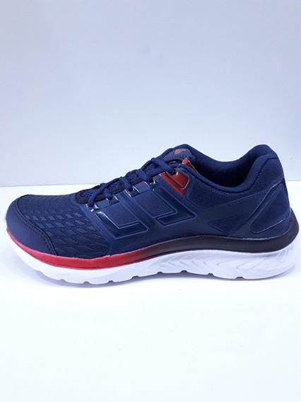 Zapatillas Gaelle Hombre Azul/rojo 235-307