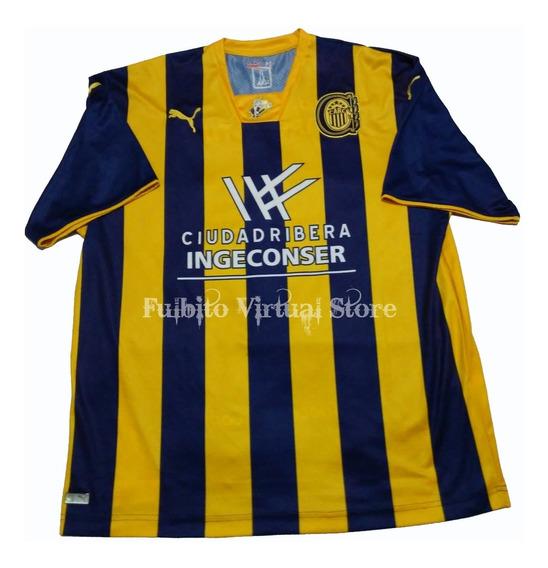 Camiseta Rosario Central Puma Utileria 2010