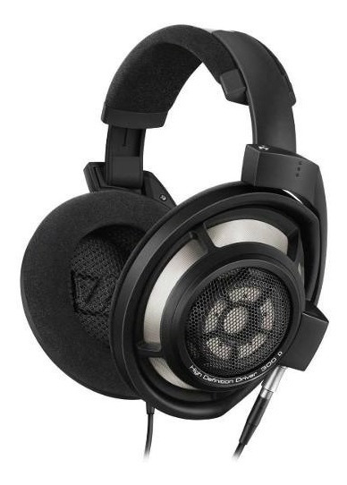Headphone Fone Sennheiser Hd 800 Dinâmico Profissional