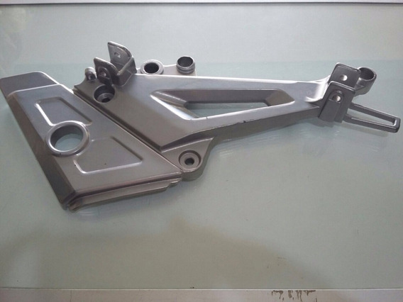 Suporte Pedaleira Twister-250 Direita Trilha Cod 004496