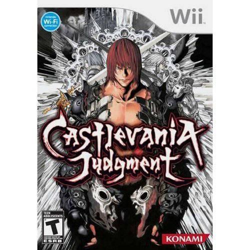 Jogo Lacrado Castlevania Judgment Konami Para Nintendo Wii