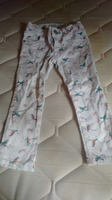 Calças Jeans (tamanho 2-3 Anos)