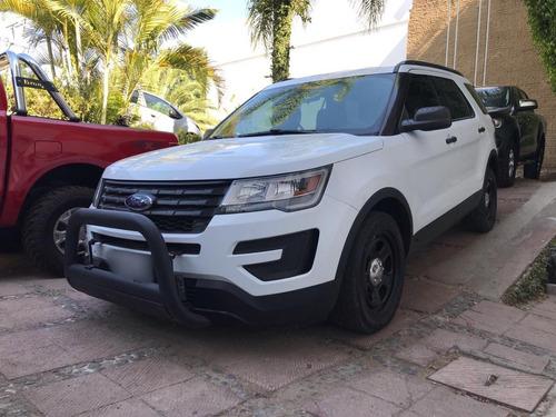 Ford Explorer Police Interceptor 2019